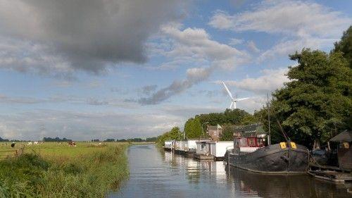 Winsum the Netherlands - Schouwerzijlsterweg
