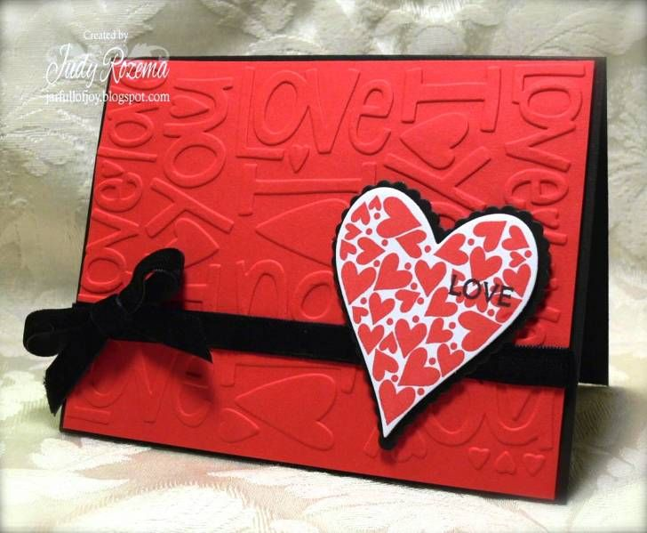 1060 best Cards  Valentines images on Pinterest  Homemade