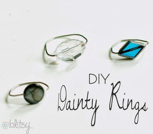 images about Rings DIY and Inspiration Wire