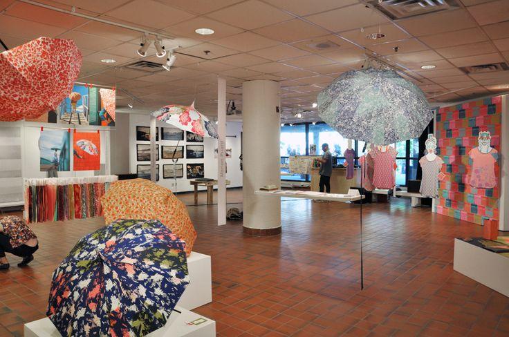 Finissantes design et impression textile, Montréal 2015 www.designtextile.qc.ca