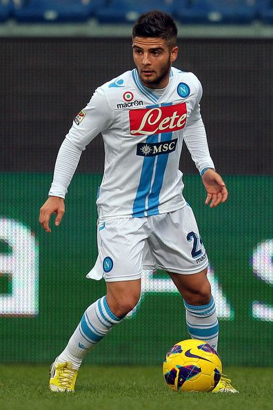~ Lorenzo Insigne on Napoli ~