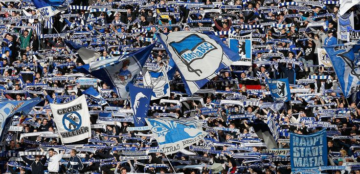 @Hertha supporters #9ine