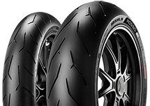 Pirelli Diablo Rosso Corsa moottoripyörän ratarengas