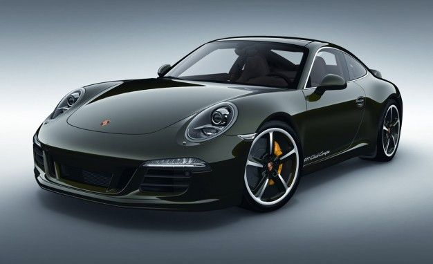 Porsche Whips Up 911 Club Coupe Special Edition to Celebrate 60 Years of Porsche Club