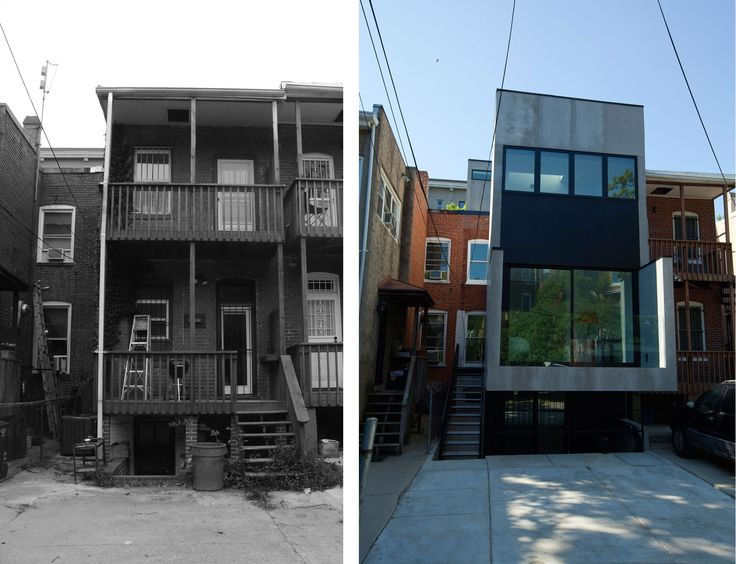 What a transformation! Before/After: Church Street Residence by Division1 Architects