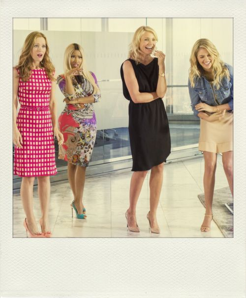 Jaime watched The Other Woman (2014)