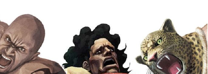 O que pode acontecer quando um novo torneio resolve juntar os maiores lutadores de luta-livre dos mais famosos circuitos de luta da década de 90, como Street Fighter, Tekken (The King Iron Fist) e King of Fighters? Um locutor apaixonado e emoção é o que não falta nesse crossover peso-pesado!