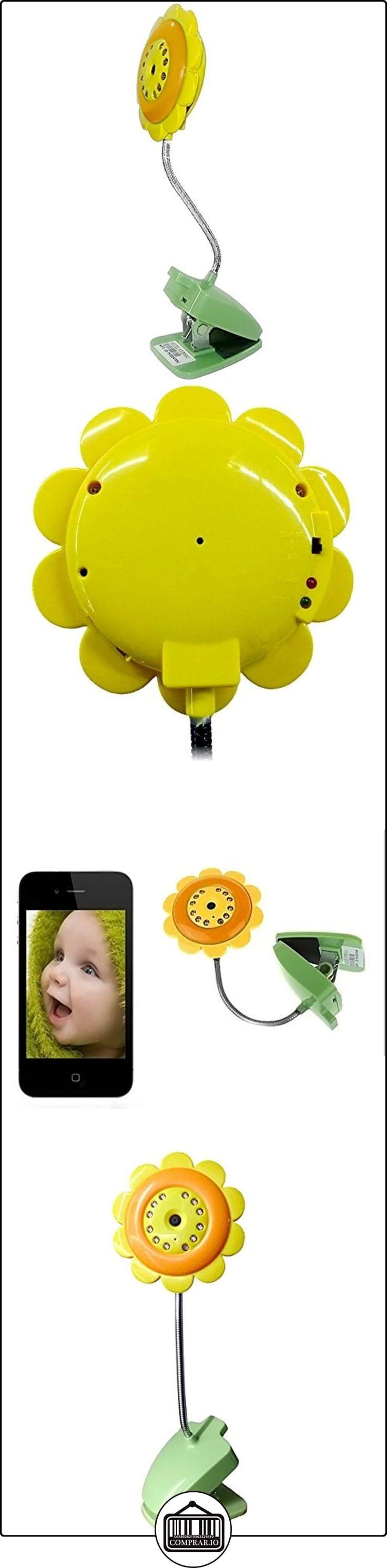 Gosear Cámara WIFI 30W Vigilabebés Inalámbrico de Seguridad - Monitor Soporte Control Remoto del Teléfono Móvil para iPhone iPod iPad Smartphone Android (Estilo de Girasol,Amarillo + Verde)  ✿ Vigilabebés - Seguridad ✿ ▬► Ver oferta: http://comprar.io/goto/B01AW45F3A