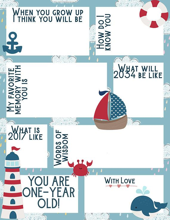 picture about Time Capsule Printable referred to as Season Capsule, Initially Birthday Year Capsule, Birthday