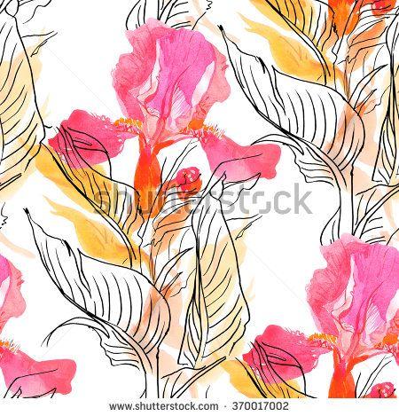 Floral Impression Stock-Illustrationen & Cartoons | Shutterstock