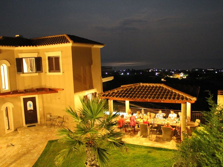 VILLA PARADEISOS: A TOUCH OF PARADISE!! DELUXE NEW VILLA, HEAVENLY ... | HomeAway