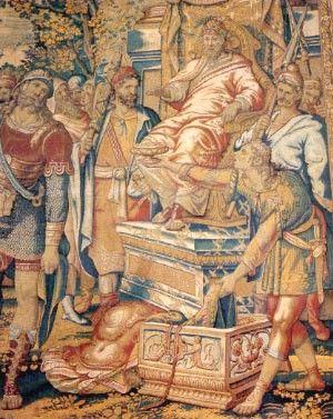 Museo degli Arazzi fiamminghi (Museum of Flemish Tapestries), Via Giuseppe Garraffa in Marsala | Tues-Sun 9-13 and 16-18, 4€