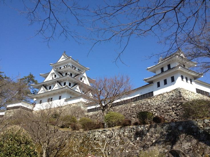 Gujo-hachiman castle 郡上八幡城