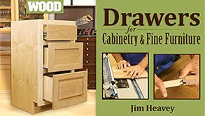 Drawers for Cabinetry & Fine Furniture
