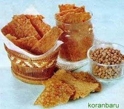 TEMPE KRIPIK /Crackers