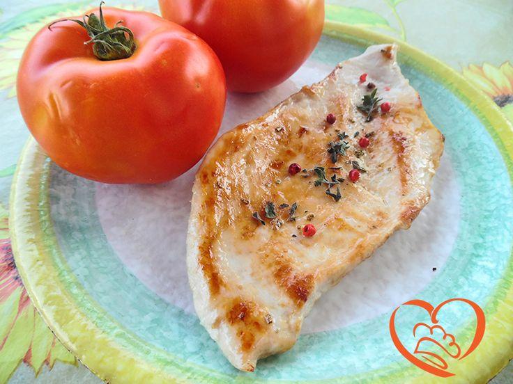 Petto di tacchino alla piastra http://www.cuocaperpassione.it/ricetta/c9241f4c-9f72-6375-b10c-ff0000780917/Petto_di_tacchino_alla_piastra