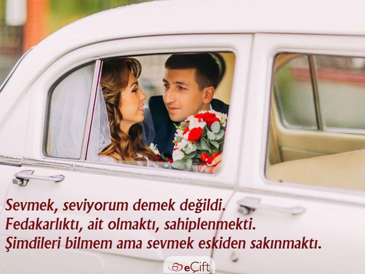 #GününSözü: Sevmek, seviyorum demek değildi. Fedakarlıktı, ait olmaktı, sahiplenmekti. Şimdileri bilmem ama sevmek eskiden sakınmaktı.