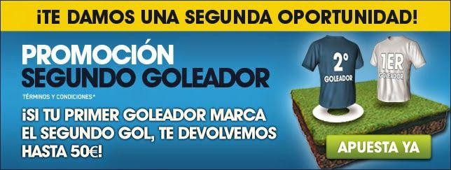william hill bono 50 euros Real Madrid vs Atletico de Madrid derbi liga 13 septiembre