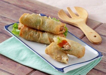 [Resep] Lumpia Ayam Panggang http://www.perutgendut.com/read/lumpia-ayam-panggang/2370 #Resep #Food #Kuliner #Indonesia