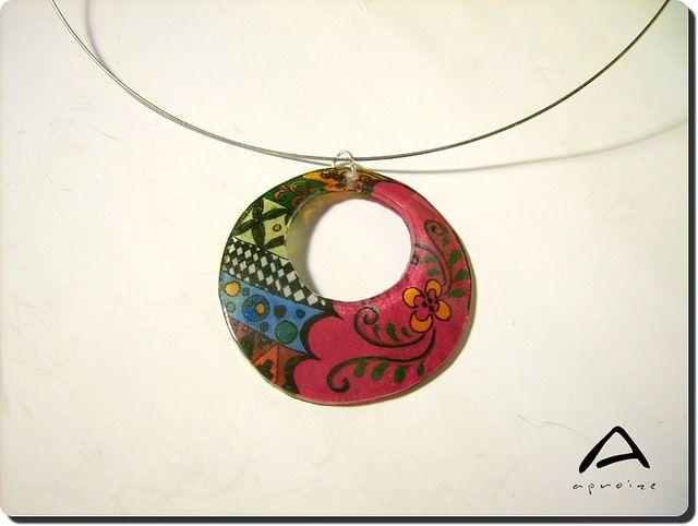 Cavalcade necklace | Flickr