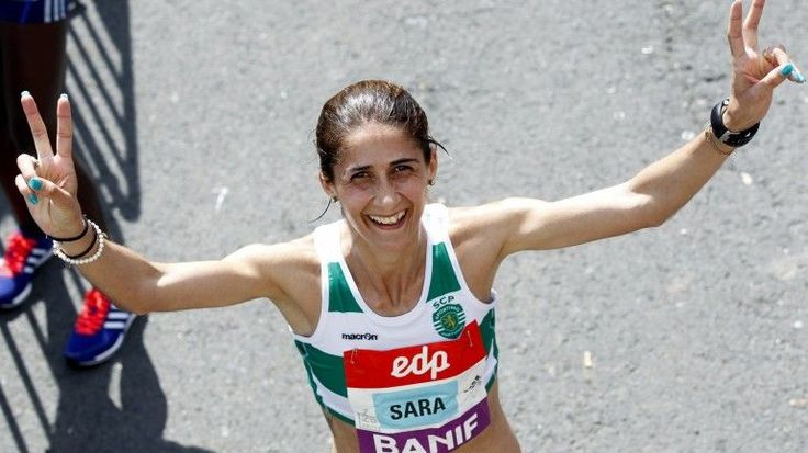 Sara Moreira conquista ouro na meia maratona do Campeonato Europeu de Atletismo – Observador