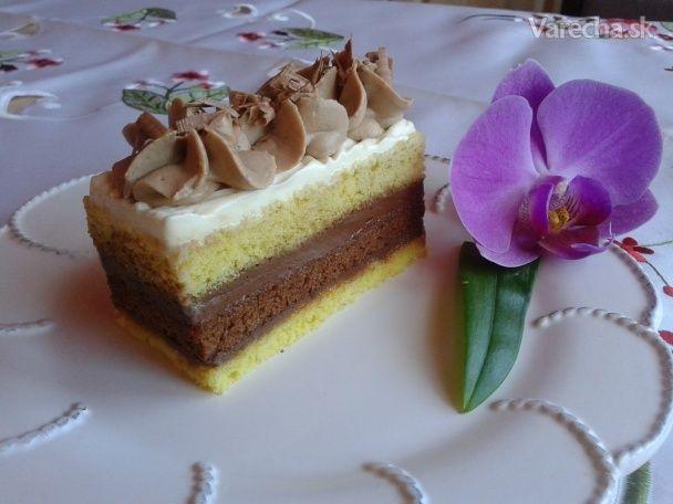 Rezy s parížskou čokoládou