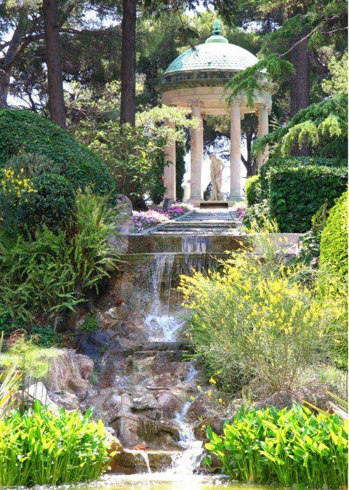 16 best Roman Gardens images on Pinterest | Roman garden, Italian ...