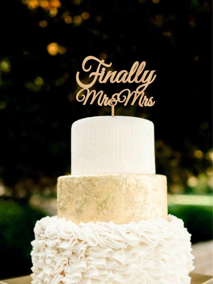 193 besten WeddingRusticDeco Cake Toppers Bilder auf Pinterest