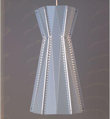 Perforated lighting Bernabeifreeman Seams Light