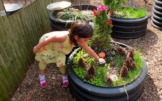 Daycare Backyard Ideas : Pin by Sandy Lanes on preschool outdoorgarden ideas  Pinterest