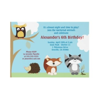 Google Image Result for http://rlv.zcache.com/nocturnal_forest_animals_5x7_birthday_invitation-p161712717066129780en75o_325.jpg