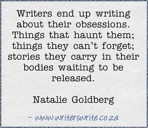 Writing advice from Natalie Goldberg