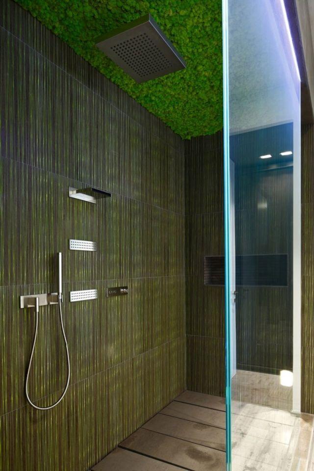 1000 idées sur le thème Salles De Bains Vert Foncé sur Pinterest ...