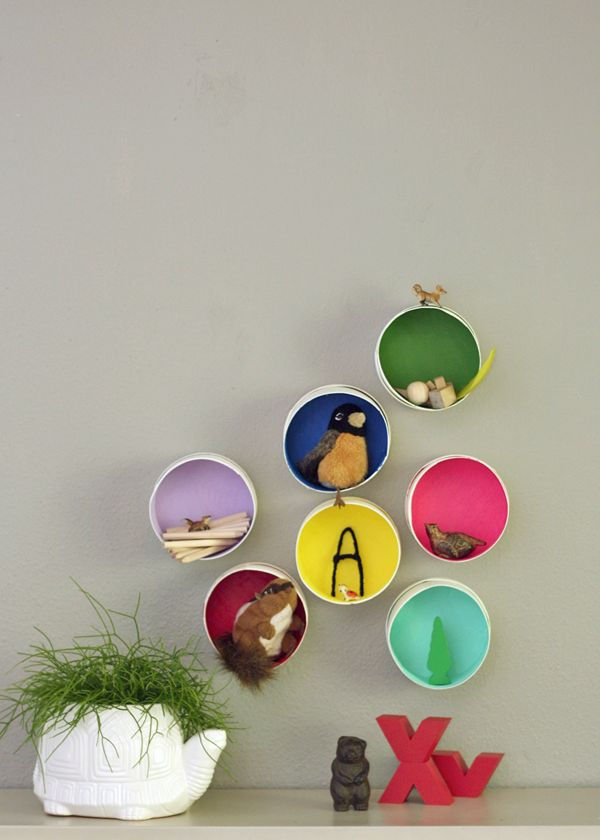 DIY wall assemblage project by Summer for La Petite MagWall Decor, Kids Diy, Kids Projects, Petite Magazines, Wall Assemblage, Diy Wall, Petite, Amazing Kids, Diy Projects