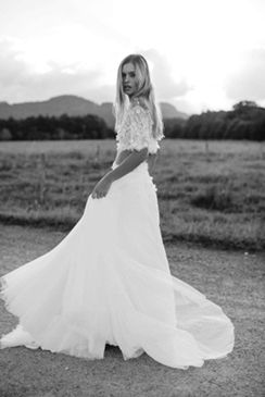 """The """"Lucy"""" Gown by Made With Love 