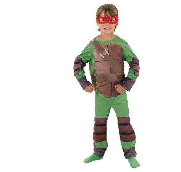 Costume da tartaruga Ninja