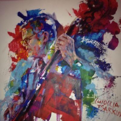 La Bottega Chioccia Tsarkova porta alto il nome dell'arte contemporanea al Birdland Jazz Club di New York...esposizione permanente di opere che ritraggono i più grandi musicisti jazz di tutti i tempi come Charlie Parker e Charlie Haden! http://blogs.cnhins.com/node/2459