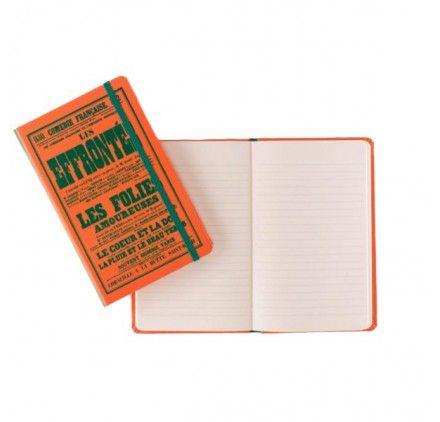 Carnet de notes - Les Effrontés - Collection Affiches