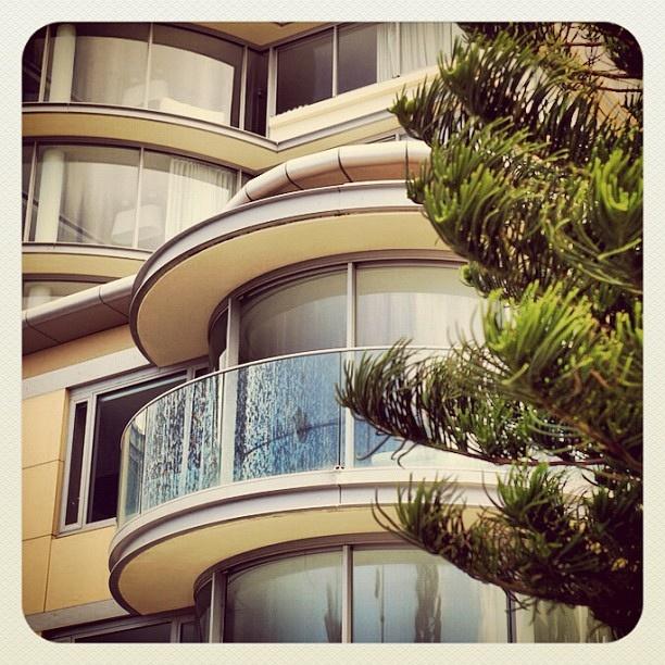 Bondi Curves #sydney #atbondi #bondi #architecture