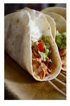 "Home Cooked Meals on a Budget: CROCKPOT ""CHICKEN TACOS"""