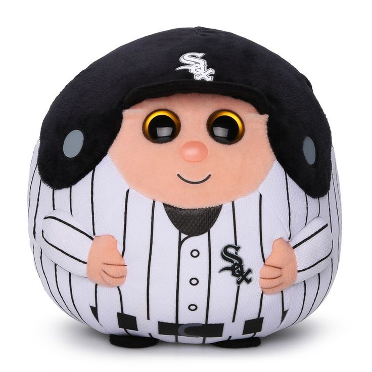 $4 Ty MLB Jumbo Beanie Ballz - Chicago White Sox