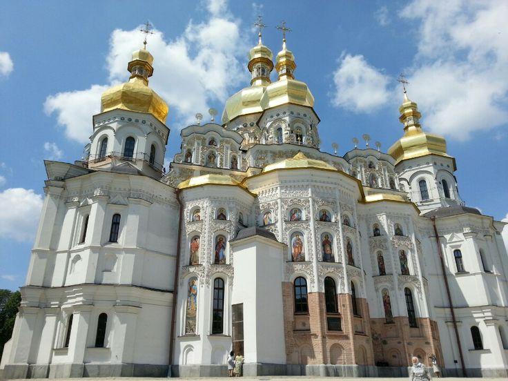 Києво-Печерська лавра Kyiv Pechersk Lavra Kiev Monastery of the Caves