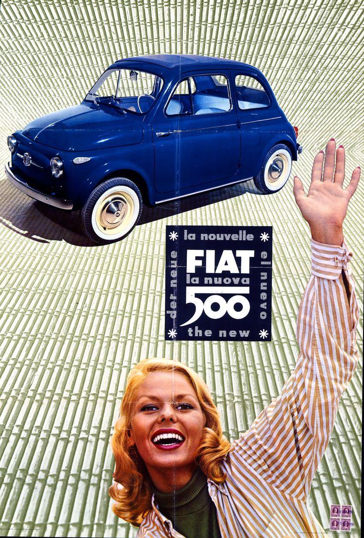 Fiat500 Advertisement (HD)