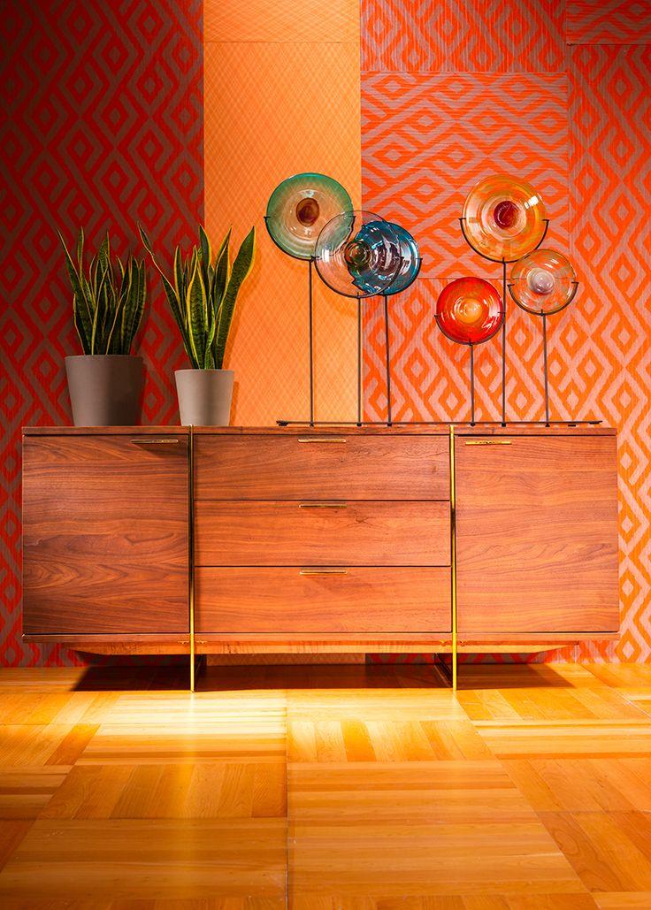 Amoureux Des Annees Fifties Vous Adorez Le Style Vintage Resolument Retro La Collection De Meubles Coc Mobilier De Salon Collection De Meubles Tapis Colore