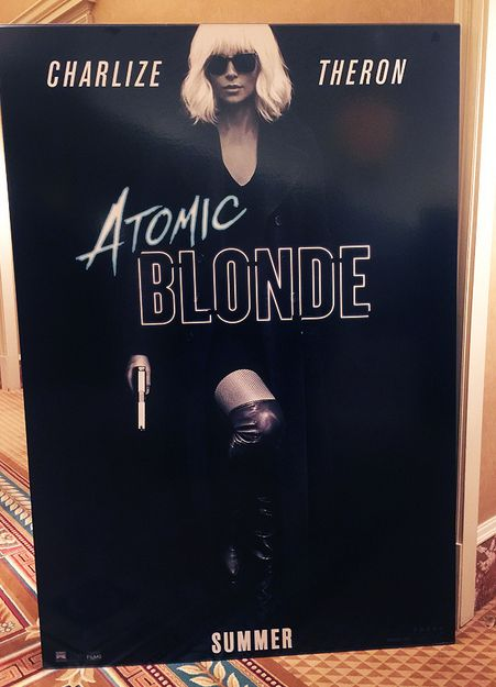 Watch Atomic Blonde Full Movie Online Free HD