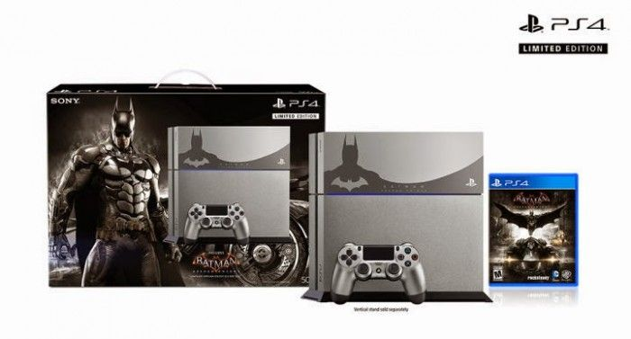 Sony to launch PS4 Batman Edition in June, PS Vita localized Moe Chronicle next month