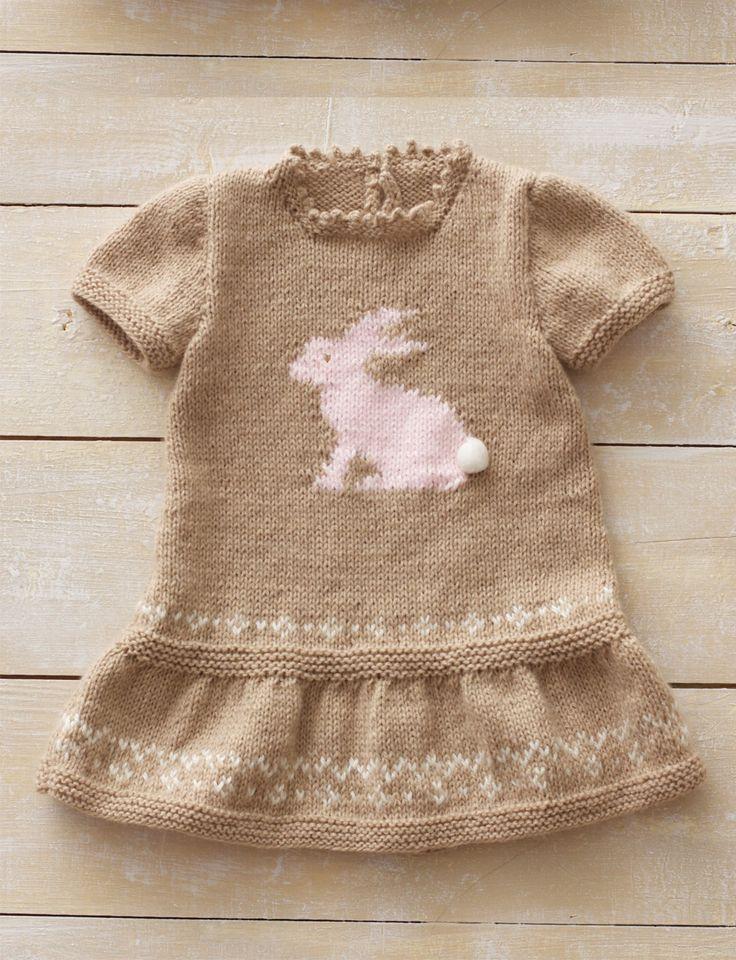 223 best Knitting for Babies | Dresses images on Pinterest | Baby ...