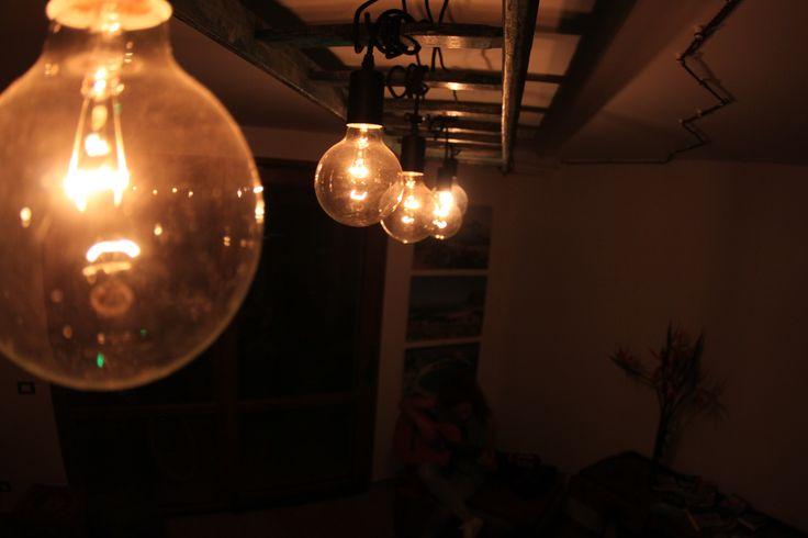 Light atmosphere