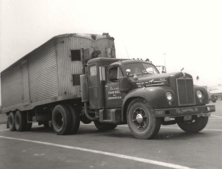 352 Best Images About Big Trucks Mack Hoods On Pinterest