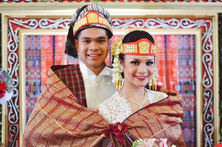 Batak Wedding of Mita Hutagalung and Daud Sijabat Part 1 - the bride dept armita hutagalung daud sijabat pernikahan adat batak